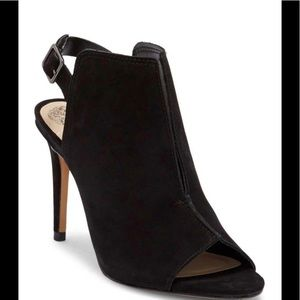 Vince Camuto Black Booties-NEW
